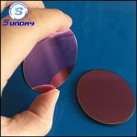 Narrow Banspass Filter Optical Filter Bk7k9 Sapphire Fused Silica ZnSe CaF2 Si Ge 808/850/904/940/1064/1900nm Manufactures