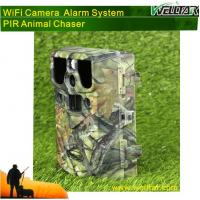 HD Full Color Camera With 1080P Video, 44pcs Black IR LED,Super Long Detection Range Up To 25m