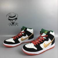 Quality 【wechat cx2801f】Nike SB ZOOM DUNK HIGH PRO men shoes PLATFORM shoes sneakers for sale