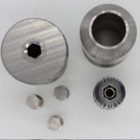 Hexagonal Combination Die Punches For Metal , Cold Forming Die Screw Heading Molds With Raw Material Manufactures