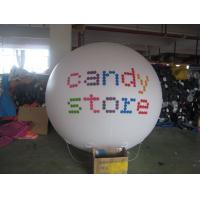 China Inflatable advertising balloon / inflatable helium balloon / flying ball on sale