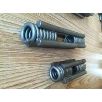 China Carbon Steel Construction Formwork Accessories Concrete Four Strut Coil Ties on sale