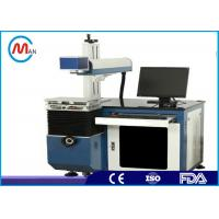 Multi - Function Fiber Co2 Laser Marking System For Metal Easy Operation Manufactures