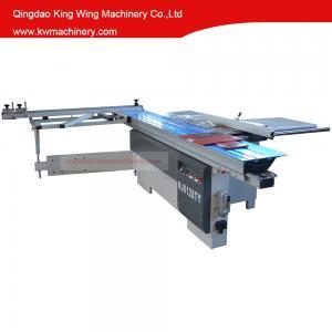 China MJ6128TY woodworking wood cutting sliding panel saw machine on sale
