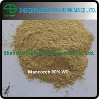 Mancozeb 90% TC 85% / 80% WP Fungicides for Plants 8018-01-7 Manufactures