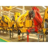 XCMG 6.3 Ton Folding Arm Popular Model Truck Mounted Crane (SQ6.3ZK2Q/SQ6.3ZK3Q) Manufactures