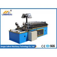 China Light Gauge Steel Stud Machine 7.5KW 380V / 50Hz High Efficiency Easy Maintenance on sale