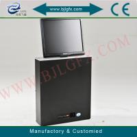 Electric lift LCD lift Motorized LCD Monitor Lift Manufactures