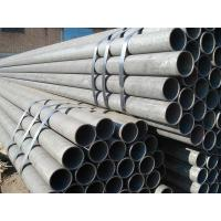 BS EN10219 S355 Black Carbon Steel Seamless Pipes For Industry Manufactures
