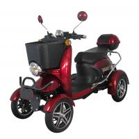 China Electric Mobility Scooter with 60V20Ah Lead Acid Battery 500W Differential Motor on sale