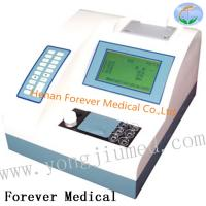 China Medical Equipment 2 Channel Blood Coagulation Analyzer (YJ-C2048) on sale