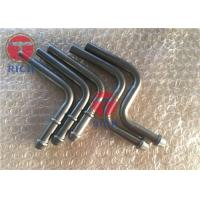 China JIS 3445 STKM11A Q195 Welded Steel Tube Cold Drawn For Auto Exhaust System on sale