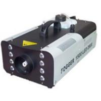 High Power Portable 1500W Fog Machine With 8*3W 3 in1 RGB LEDs DMX512 Control  X-024D Manufactures