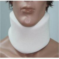 China CS -01 Comfortable Soft Foam Cervical Neck Support Collar For Slight Hyper Extension on sale