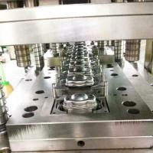 China 0.5 Mpa Metal Stamping Press Machine , Stainless Steel / Aluminum Sheet Metal Stamping Machine on sale