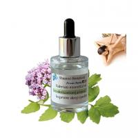 China Help Sleep Valerian Root Extract Oil Broadleaf Valerian Root Essential Oil on sale