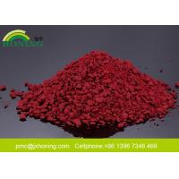 100% Pure Bakelite Moulding Powder Red Good Insulation For Injection Kitchenware Knobs Manufactures