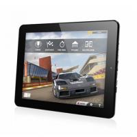 CE & RoHS USB 2.0 9VDC / 2A HD Android 4.0 Mid tablet pc 9.7 with 3D Games Support  Gravity sensing Manufactures