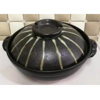 Handing Writing Industrial Ceramics Pot in Kitchen for Multi Cooking Manufactures
