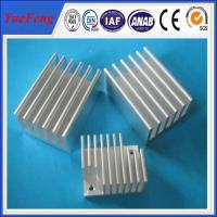 Quality aluminium extrusion for industrial supplier/ anodized heat-insulation aluminum for sale