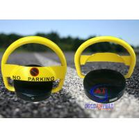 Water Proof solar Car Parking Locks , parking position lock device Manufactures