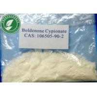 Natural Injectable Steroids Hormone 100mg/ml Boldenone Cypionate CAS106505-90-2 Manufactures