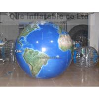 Customized Giant PVC Helium Inflatable Advertising Balloons For Party Manufactures