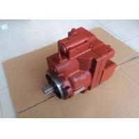 Doosan DH80 Excavator Hydraulic Piston Pump kawasaki K5VP2D36 Red Without Gear Pump Manufactures