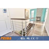 China modern design customized indoor stainless steel railings design on sale