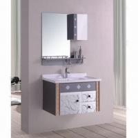 Home Decoration Furniture/Bathroom Vanity Sets with Hand/Face Wash Basin Manufactures