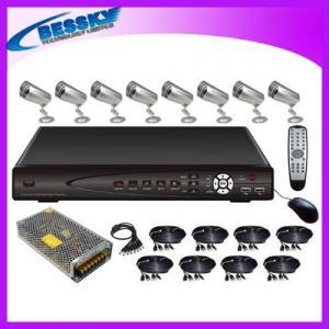 8CH DIY Kits H. 264 CCTV Camera Kit (BE-8108V8CD42) Manufactures