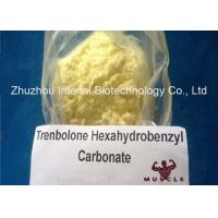 High Pure Tren Anabolic Steroid Powder Tren Hexahydrobenzylcarbonate For Athletes Manufactures