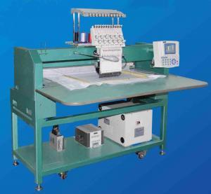 Single Head Flat/Cap/Tubular Computerized Embroidery Machine Manufactures