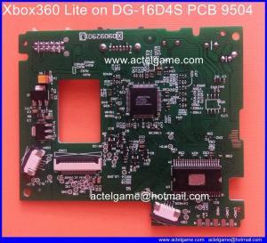 Quality Xbox360 Lite on DG-16D4S 9504 dvd drive PCB Xbox360 repair parts for sale