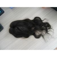 "Malaysian Virgin Hair 6x6"" silk closure"