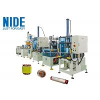 High Precision Motor Production Line Automatic Stator Manufacturing Machine Manufactures
