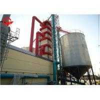 Quality Single Corn Batch Dryers , Mechanical Grain Dryer With Stainless Steel Channels for sale