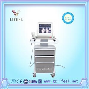 2016 High-Intensity Focused Ultrasound ultrasonic skin tightening wrinkle removal HIFU Machine