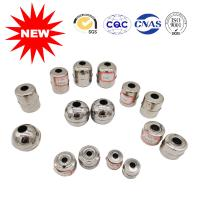 China Polishing Level Switch Stainless Steel Magnetic Floats , Float Switch Ball on sale