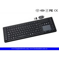 China Customized Wireless Silicone Keyboard , Featuring F1 ~ F12 Function Keys on sale