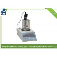 Quality ASTM D36 Manual Softening Point Tester (Ring-and-Ball Apparatus) for sale