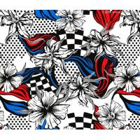 Buy cheap 100% viscose rayon fabric textile printing from wholesalers