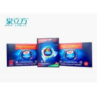 Nano - Technology Detergent Sheets For Travel , 3 In 1 Laundry Sheets Without Optical Brightener Manufactures