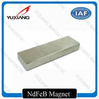 30x10x4mm Block Ndfeb Magnetic Composite And Industrial Magnet Application