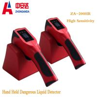 High Sensitivity Metal Detector Scanner  HandHeld For Explosive Chemical Liquid Manufactures