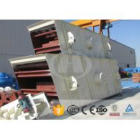 China 4kw Industrial Vibrating Screen Low Power Consumption Simple For Quarry on sale