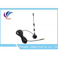 China Professional Custmized Wifi 2.4G Antenna Spring Whip Magnetic Antenna With RG174 on sale