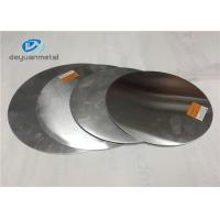 Mill Finished DC / CC Round Aluminum Disc 1060 Aluminum Circle For Cookware Manufactures