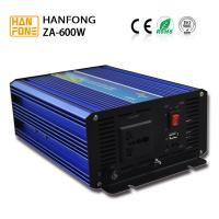 Hanfong ZA600W Excellent quality low price pure sine wave inverters 600W power 12v 220v High Efficiency hanfong factory Manufactures
