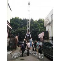 6m  Height Screw Aluminum Line Array Speaker Truss System for Sounds Manufactures